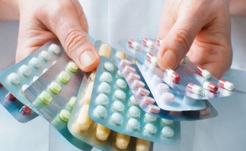Антибактериальная терапия при заболеваниях кишечника