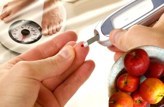 отек ног при диабете