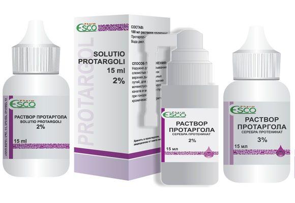лекарство Протаргол