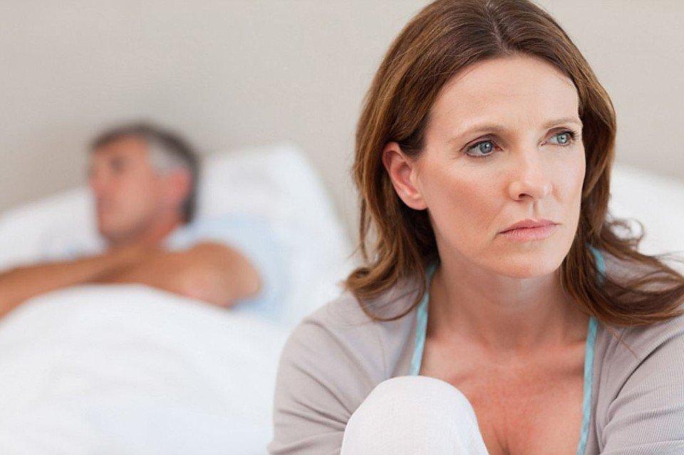 У 30% женщин происходит повышение сексуального влечения перед месячными