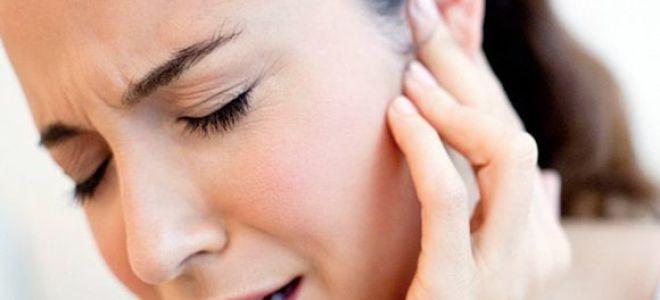 Что делать, если при насморке болит ухо?