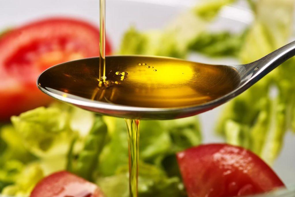 Жидкое растительное масло