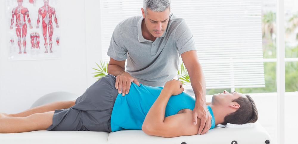 Лечение остеохондроза дома мануальная терапия