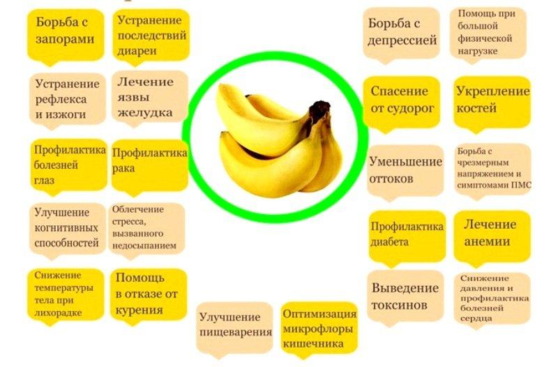 Еще несколько фактов, чтоб полюбить бананы