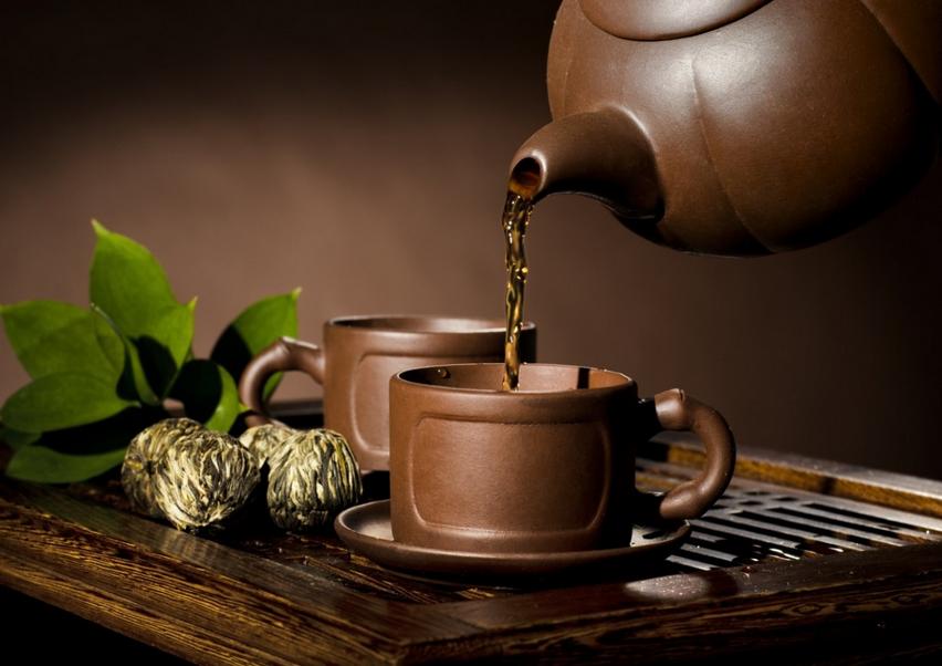 Каждый компонент чая воздействует на отдельную систему организма