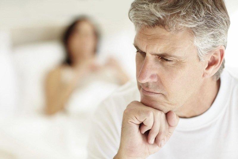 Ослабление или утрата активности – серьезный удар по психическому здоровью мужчины.