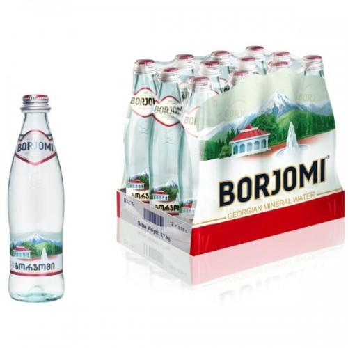 Боржоми – целебная вода из Грузии
