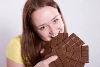 Любители шоколада