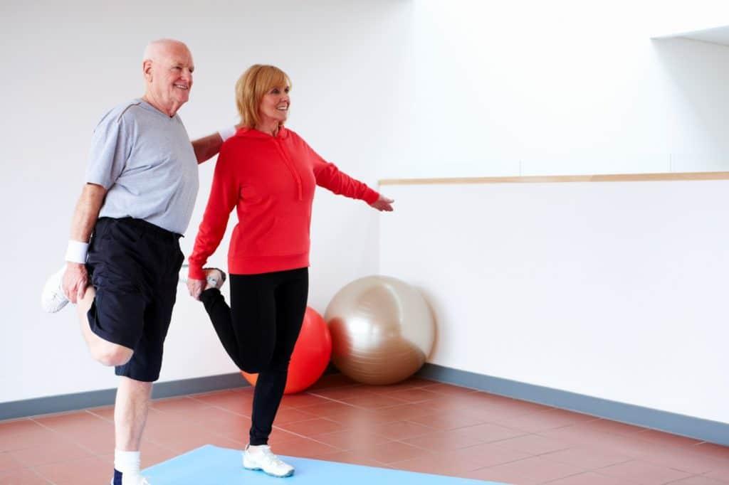 упражнения для похудения при артрозе коленного сустава