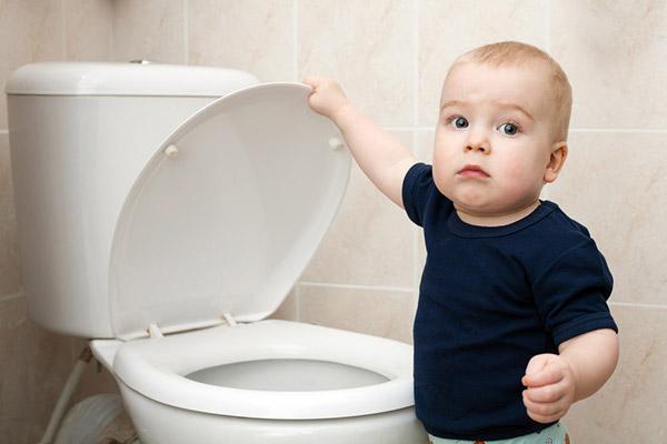 Частый стул у ребенка – первый признак прорезывания зубов