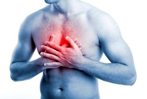 Боль и чувство тяжести при ахалазии кардии