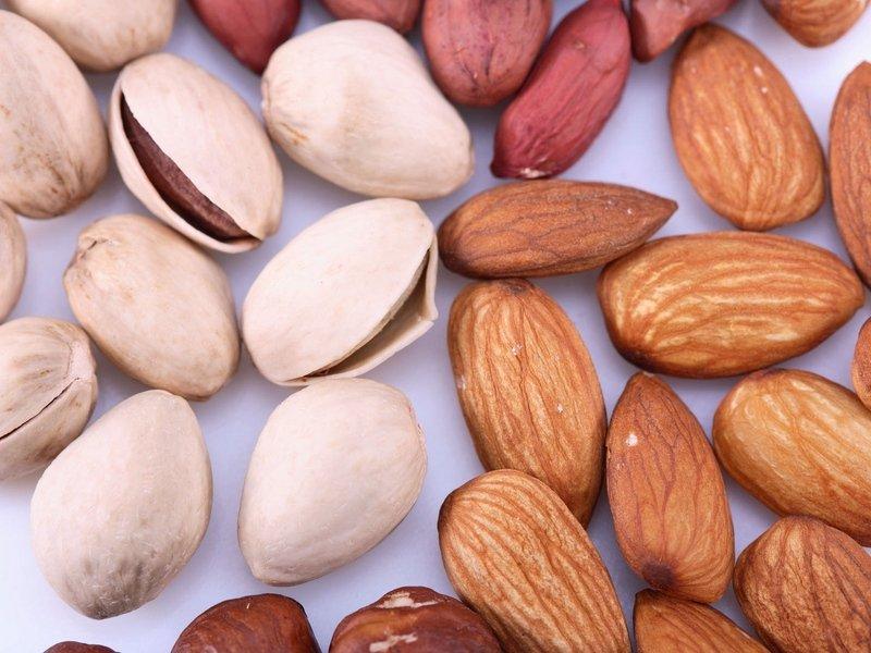 какие орехи повышают потенцию у мужчин