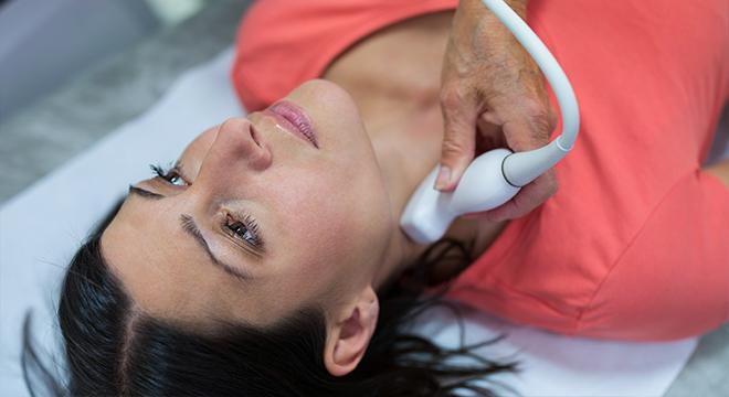 щитовидная железа - исследование