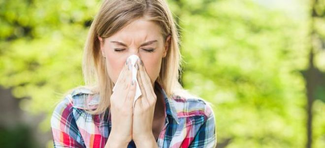 Признаки аллергического ринита и методы лечения