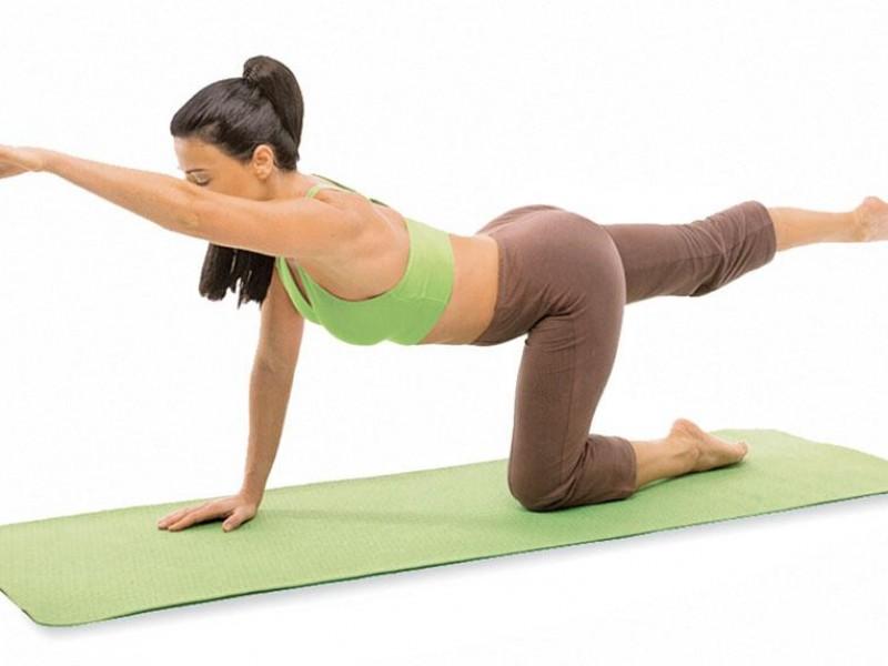 Упражнения для лечения остеохондроза поясницы