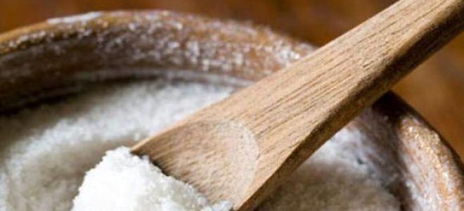 Лечение насморка солевым раствором