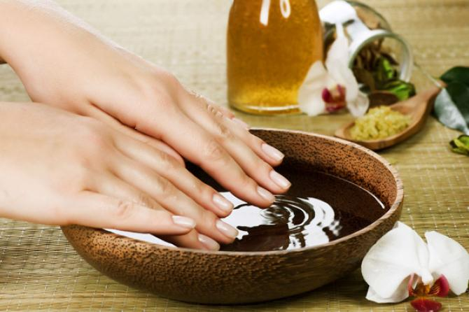 Как вылечить народными средствами грибок ногтей на руках