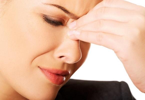 Неприятные ощущения в носу