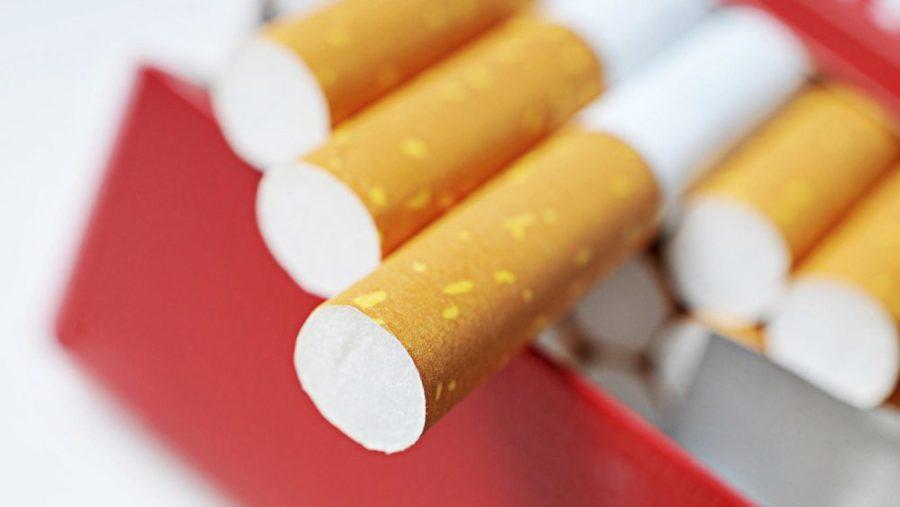 Постоянное курение сигарет вызывает хроническое отравление никотином
