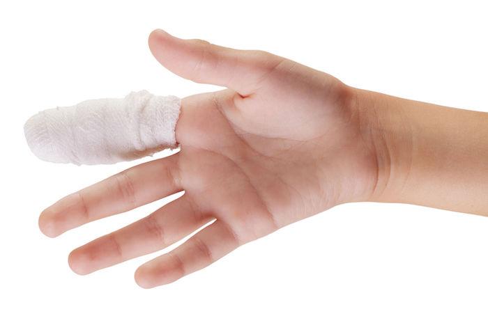 травма пальца