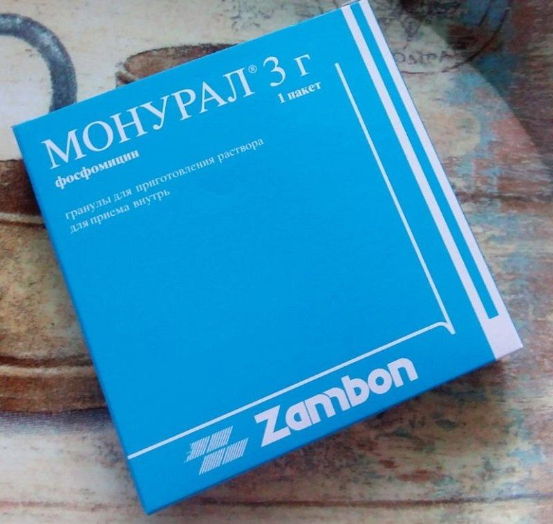 Прием Монурала особенно актуален в том случае, если простатит сопровождается циститом или уретритом.