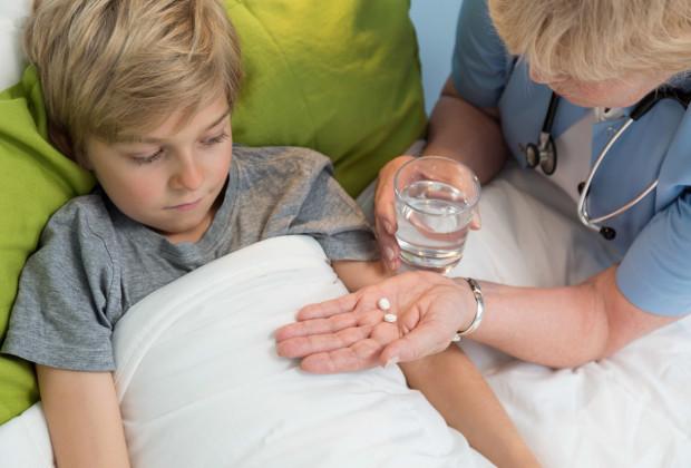 Холензим для детей