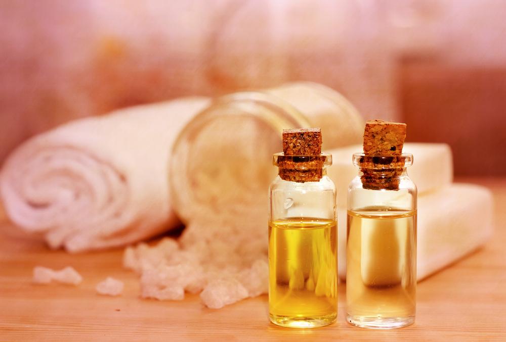 Лечение кисты Бейкера - компресс с растительным маслом
