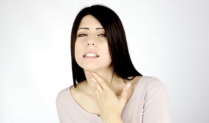 отек гортани при аллергии