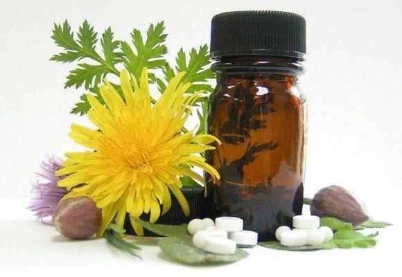 лекарство во флаконе