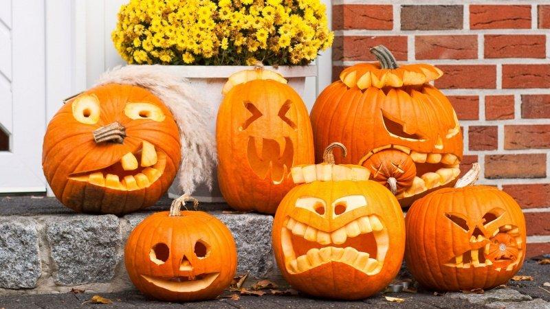 Тыква - это не только атрибут Хелоуина, но и кладезь витаминов