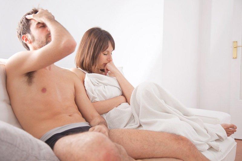 Иногда проблемы в интимной жизни сможет решить только психолог.