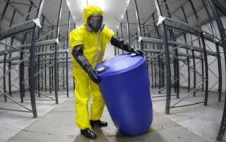 Серная кислота на производстве