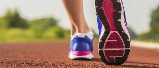 Обувь для занятия ходьбой