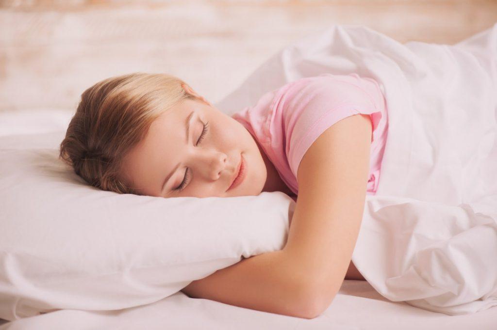 Самая опасная поза для сна