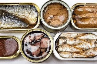 Разнообразие консервов