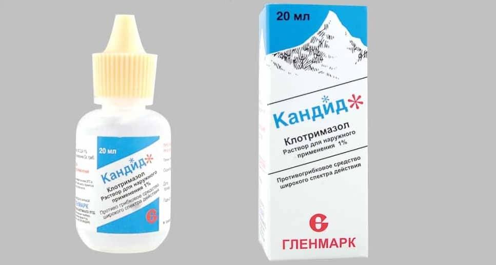 Особые указания препарата Кандид