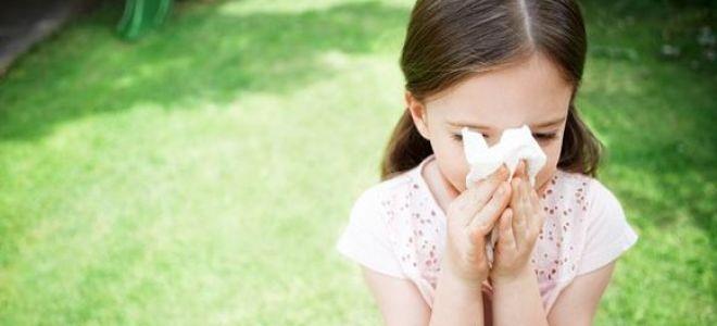 Лечение насморка и заложенности носа у детей
