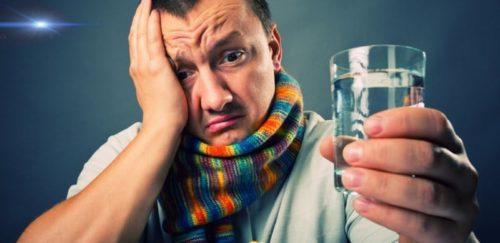 Головная боль и похмельный синдром после застолья