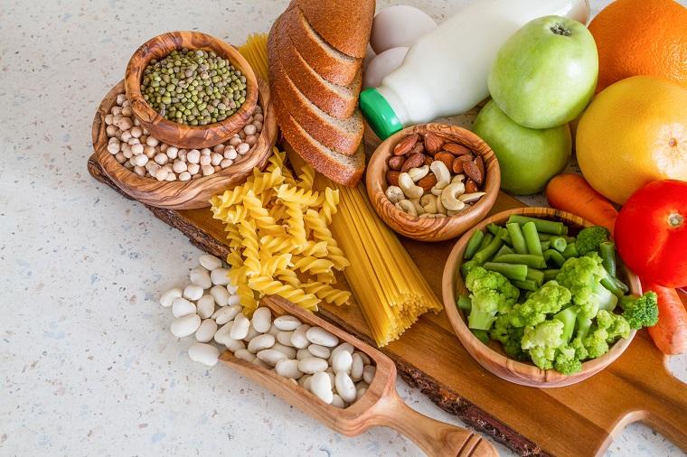 Продукты питания здорового человека