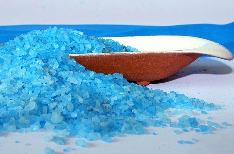Ванна с морской солью для суставов