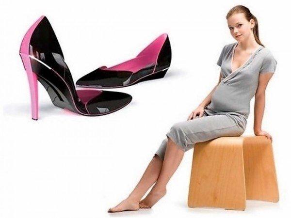 Беременность и размер обуви