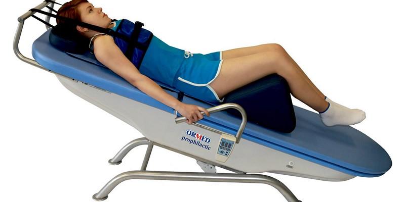Кровать для лечения перелома позвоночника