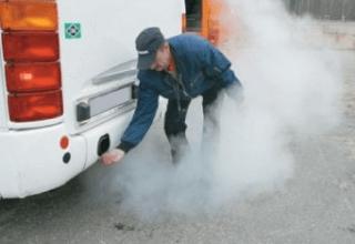 Вдыхание токсичных веществ