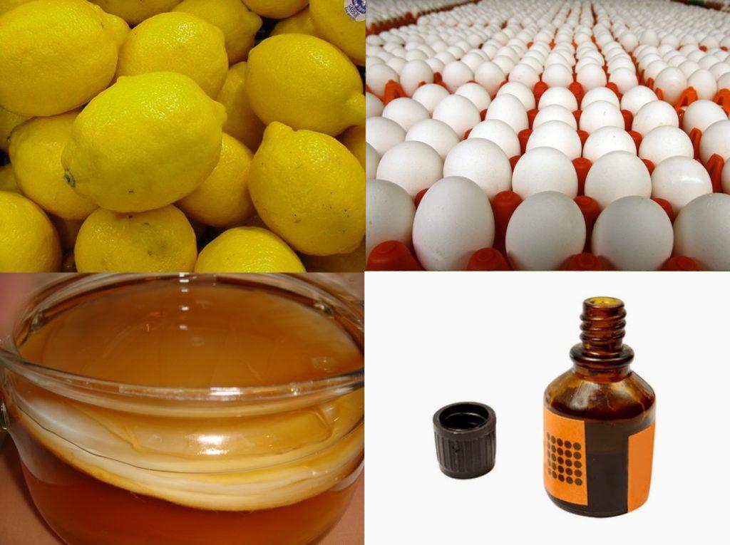 Лечим грибок с помощью яйца