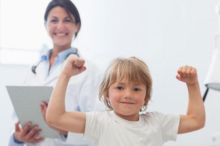 Никотиновая кислота для детей