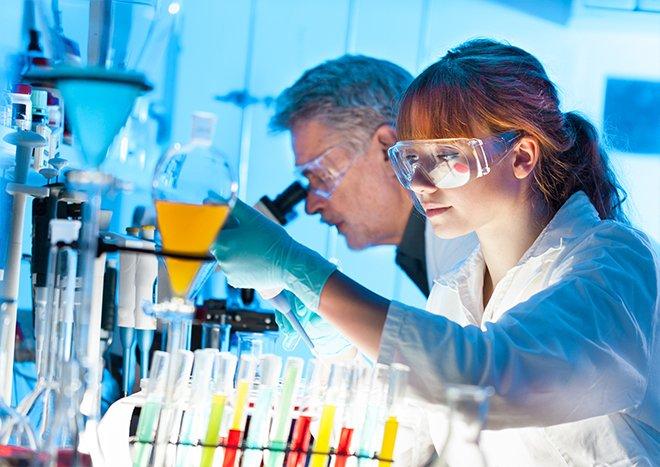 Лаборатория - анализы крови