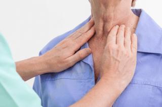 Увеличение размеров щитовидной железы
