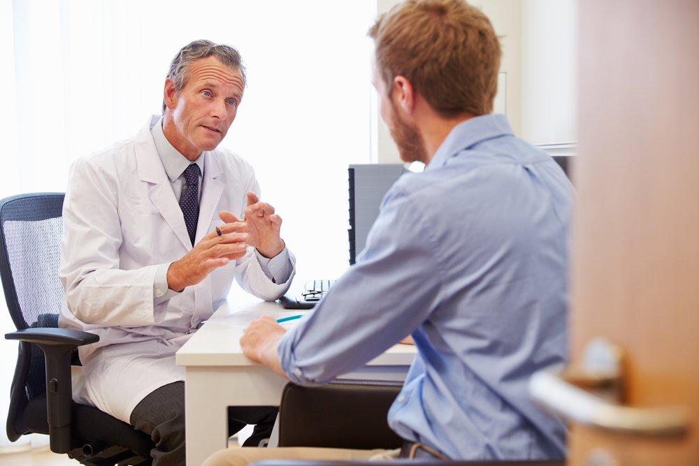 Процесс лечения может затянуться на месяца