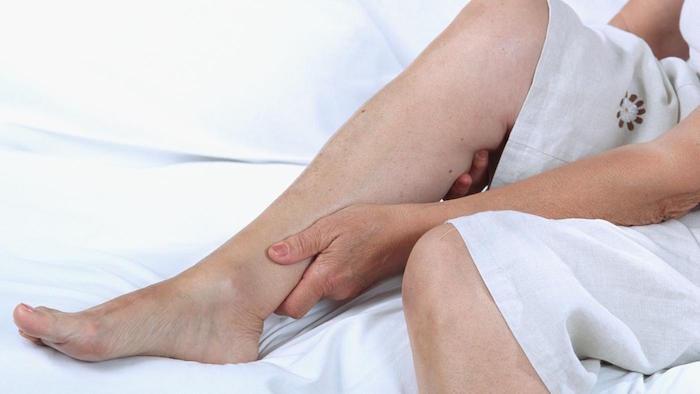 отечность ног
