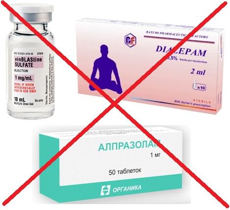 Совместимость Силибинина с другими лекарствами
